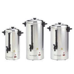 Percolateur - 15L - robinet anti goutte - ø275xHt600 mm