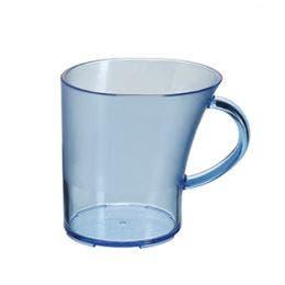 Mug Copolyester bleu de 20 cl