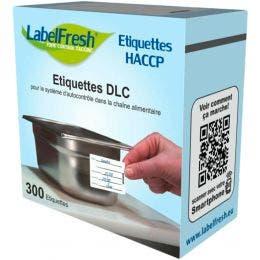 Étiquette DLC 300 LabelFresh labels pro