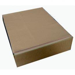 Set de table papier Symphonie 30x40 cm kraft lisse