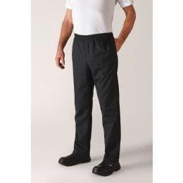 Pantalon mixte Umini noir - T0