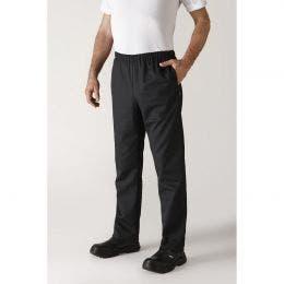Pantalon mixte Umini noir - T1