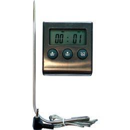 Thermomètre digital pour four