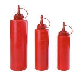 Flacon verseur 25 cl rouge
