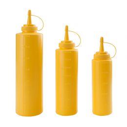 Flacon verseur 40 cl jaune