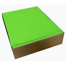 Set de table papier Symphonie 30x40 cm anis