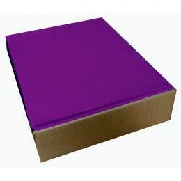 Set de table papier Symphonie 30x40 cm bordeaux