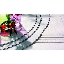 Nappe papier symphonie extra blanc - 600x600 mm