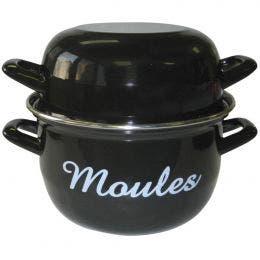 Marmite à Moules 250 cl - avec inscription