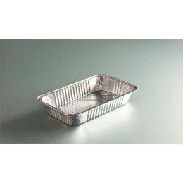 Plat gastronorme GN 1/4 - aluminium - 1,17 L