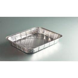 Plat gastronorme GN 1/2 - aluminium - 2,40 L
