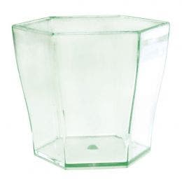 Verrine Hexagone en cristal 5,5 cl