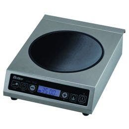 Wok à induction - à poser - 3,5 kW - 340 x 445 x 115 mm