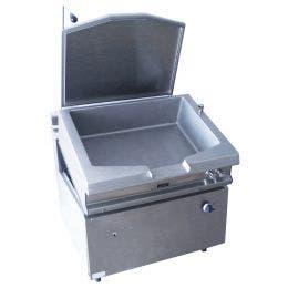 Sauteuse braisière - 50 L - 1000 x 1000 x 900/930