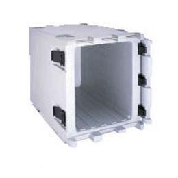 Conteneur isotherme AF150 blanc - 6GN1/2 - 148L