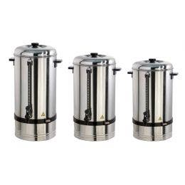 Percolateur de 6,5L (50 tasses) en inox - ø280xHt480 mm