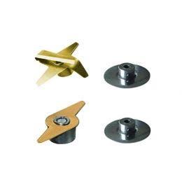 Pack de 2 couteaux + 2 disques Dynamix