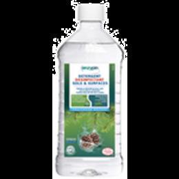 Enzypin désinfectant - détergent pour les sols - 1L