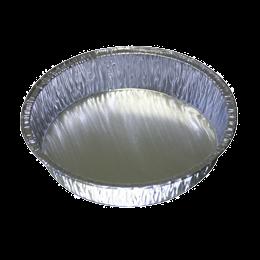 Tourtière aluminium - 14,5cl - Diamètre 10,9cm
