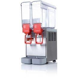 Distributeur de boissons froides 2 x 8 L - COMPACT8/2