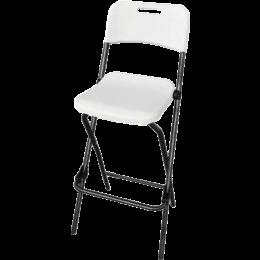 Chaise haute pliante gamme Congrès