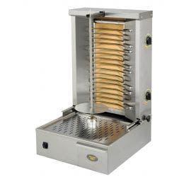 Grill kebab 25 kg - Électrique