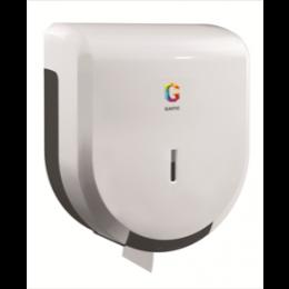Distributeur de papier toilette - ABS - Maxi Jumbo - 400 M