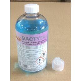 Gel hydro-alcoolique pour l'hygiène des mains - 500 ml