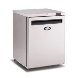 Armoire compacte négative statique en inox 150 litres
