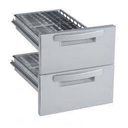 2 tiroirs pour soubassement réfrigéré