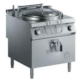 Marmite ronde gaz 100 l chauffe indirecte remplissage automatique