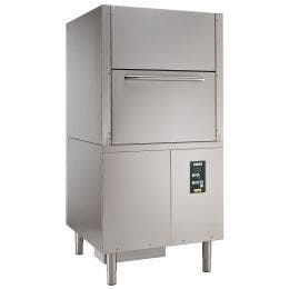 Lave Batterie 3 bacs GN 1/1 casier de 690 x 715 mm