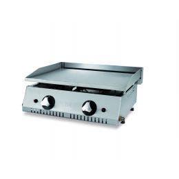 Plancha 600 économique chromée - PLC60CR