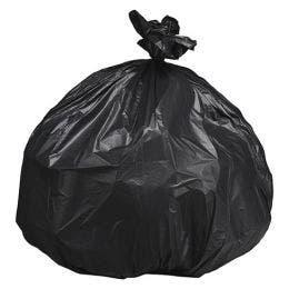 Sac poubelle/housse noir de 340 L BD - 1380x1350 mm