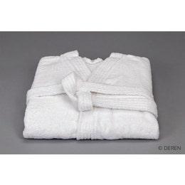 Peignoir col Kimono - 400 gr/m2  - Taille XL/XXL
