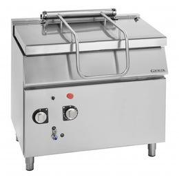 Sauteuse basculante électrique acier - 120 L