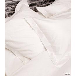 Taie d'oreiller Anafi - 65x65 cm - Forme sac avec rabat intérieur