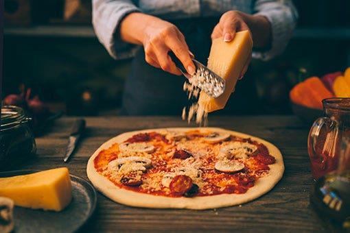 Accessoires à pizzas