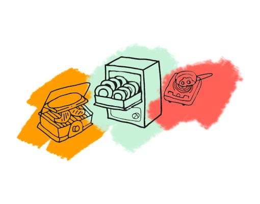 Chauffe assiettes et accessoires