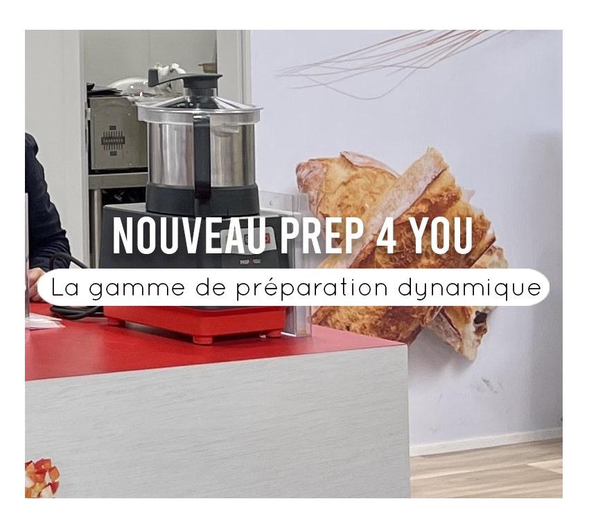 La gamme Prep 4 you